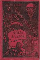 A CASA A VAPOR-A CHAMA ERRANTE