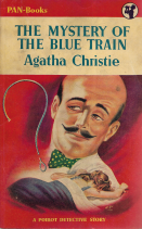 THE MISTERY OF THE BLUE TRAIN