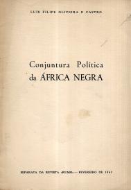 CONJUNTURA POLÍTICA DA ÁFRICA NEGRA
