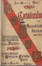 CATALUNHA E AS NACIONALIDADES IBÉRICAS - APONTAMENTOS PARA O ESTUDO DA CIVILIZAÇÃO HISPÂNICA