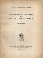 THE PORTUGUESE DISCOVERY AND EXPLORATON OF AFRICA