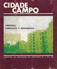 CIDADE/ CAMPO - CADERNOS DA HABITAÇÃO AO TERRITÓRIO
