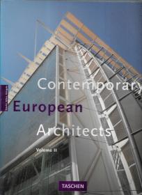 CONTEMPORARY EUROPEAN ARCHITECTS