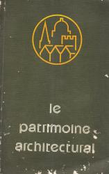 LE PATRIMOINE ARCHITECTURAL - LES POUVOIRS LOCAUX ET LA POLITIQUE DE CONSERVATION INTEGRÉE