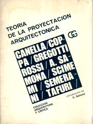 TEORIA DE LA PROYECTACIÓN ARQUITECTÓNICA