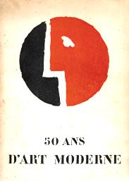 50 ANS D´ART MODERNE