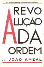 A REVOLUÇÃO DA ORDEM