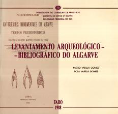 LEVANTAMENTO ARQUEOLÓGICO-BIBLIOGRÁFICO DO ALGARVE